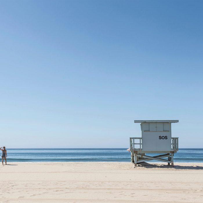 vigilante-playa